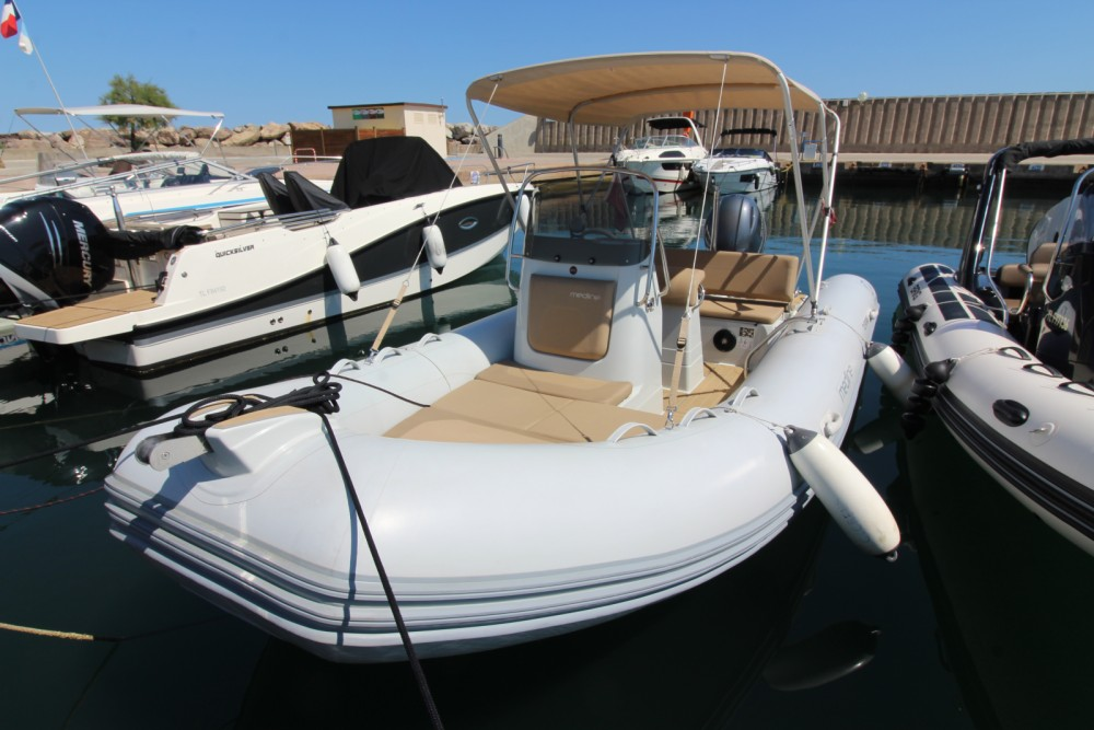 RIB for rent Sainte-Maxime at the best price