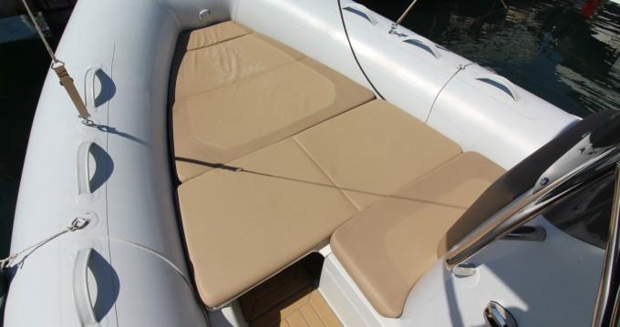 Boat rental Sainte-Maxime cheap Medline 580