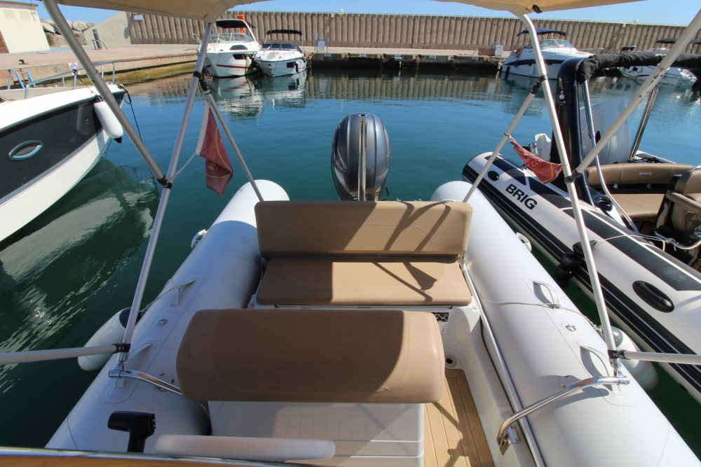 Hire RIB with or without skipper Zodiac Sainte-Maxime