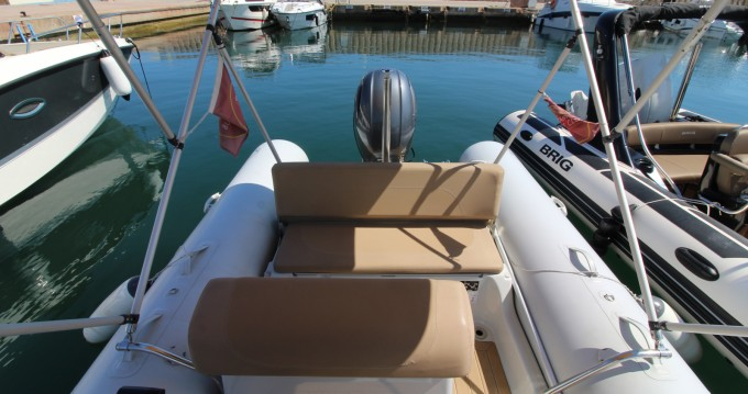 Zodiac Medline 580 between personal and professional Sainte-Maxime