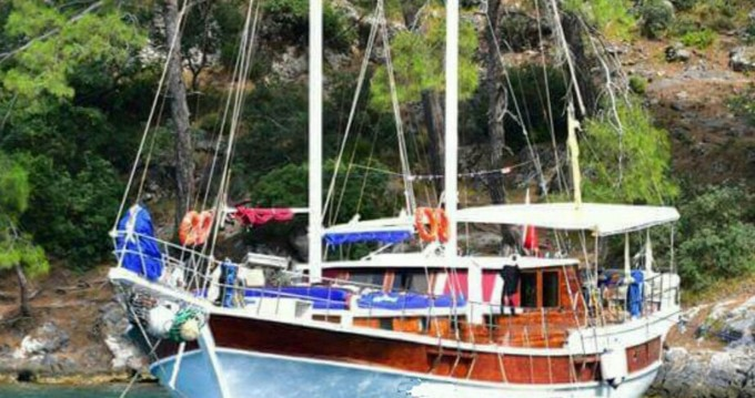 Hire Sailboat with or without skipper Custom Made Göcek