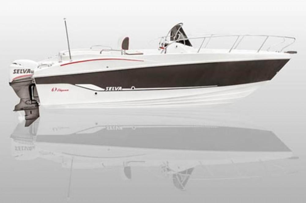 Rental Motorboat in Grimaud - Selva Selva 670 Open Elegance
