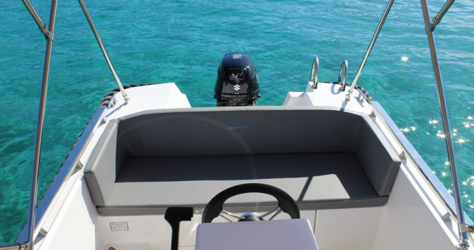 Hire Motorboat with or without skipper Sylver Yacht Badia de Santa Ponça