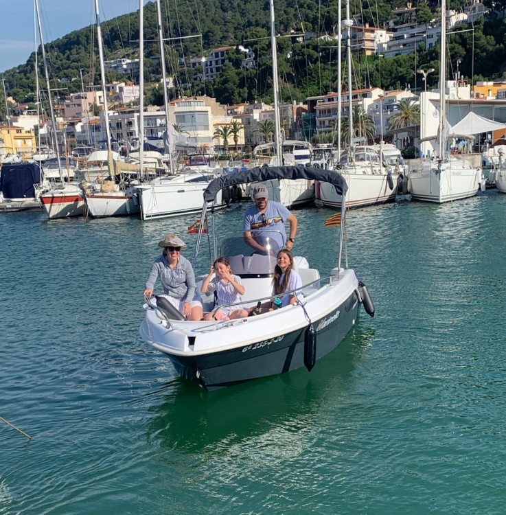 Hire Motor boat with or without skipper Marinello Torroella de Montgrí