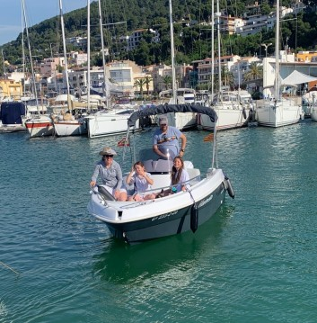 Hire Motorboat with or without skipper Marinello Torroella de Montgrí