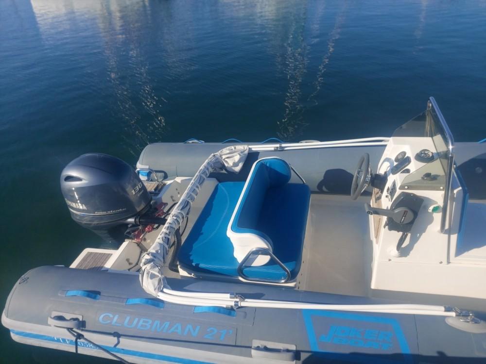 Rental RIB in Hyères - Joker Boat Clubman 21