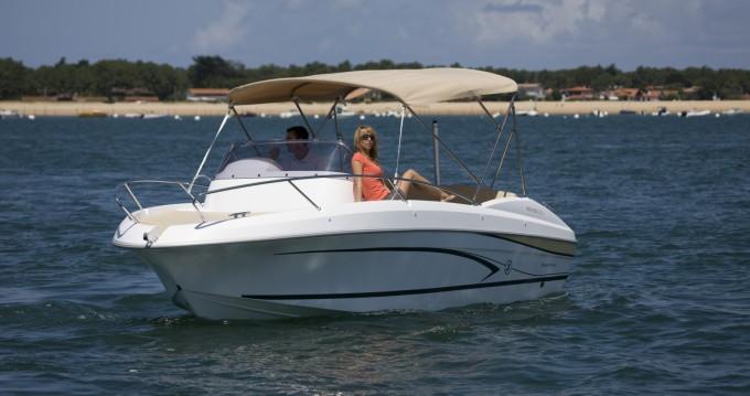 Boat rental Cogolin cheap Flyer 650 Sun Deck