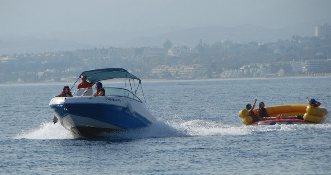 Motorboat for rent Marbella at the best price