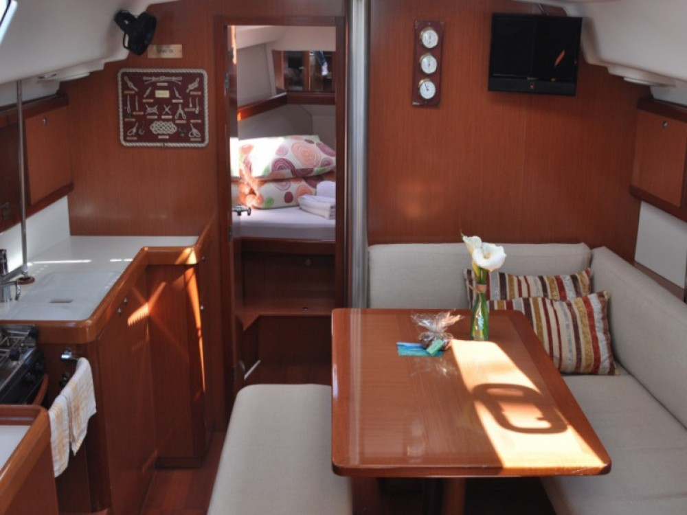 Boat rental Rogoznica cheap Oceanis 40