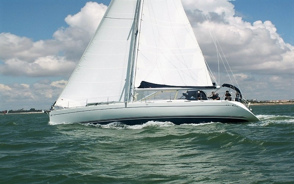 Hire Sailboat with or without skipper Poncin Yachts Athens