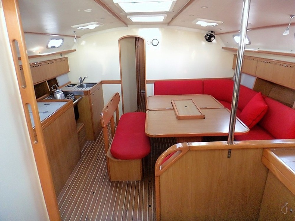 Poncin Yachts Harmony 52 between personal and professional Athens