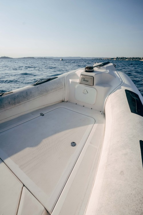 Hire RIB with or without skipper Ranieri Marseille