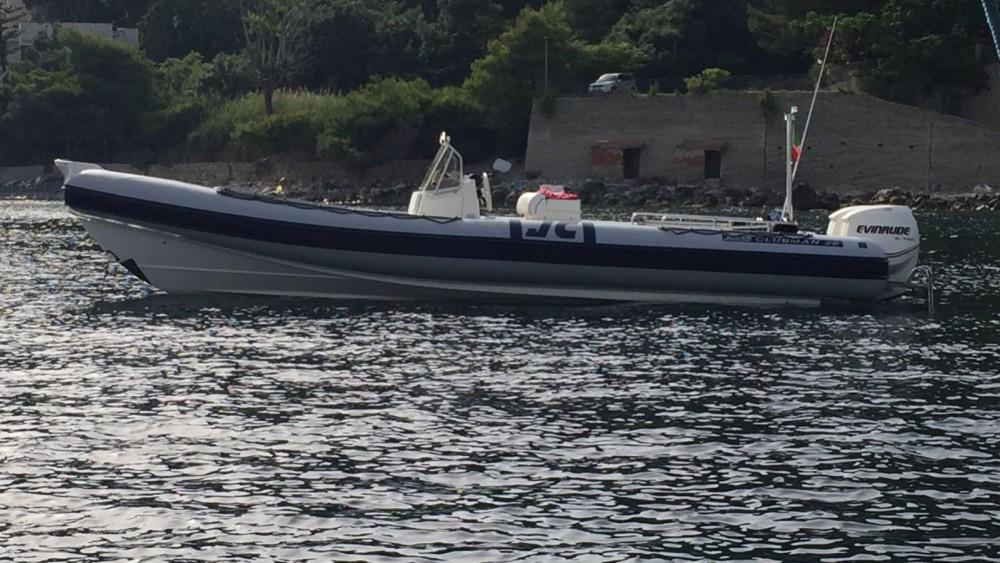 Rent a Joker Boat Clubman 28 Rome