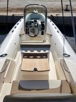 Rental yacht Saint-Florent - Capelli Tempest 600 on SamBoat
