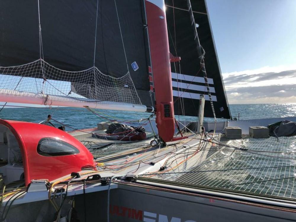 Rental Catamaran in Sète - Trimaran Prototype course