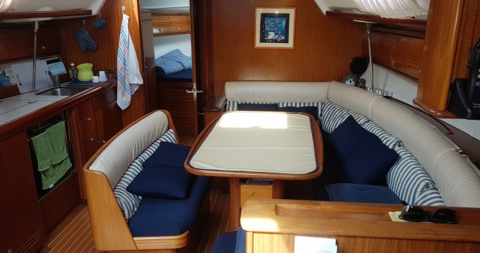 Boat rental Civitavecchia cheap 38 cruiser