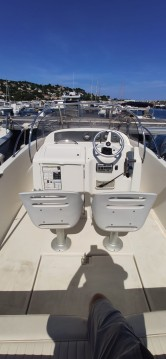 Hire Motorboat with or without skipper Jeanneau Roquebrune-sur-Argens