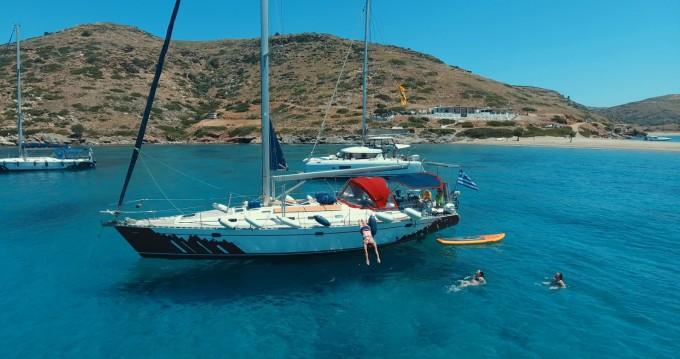 Boat rental Alfa A51 in Tourlos on Samboat