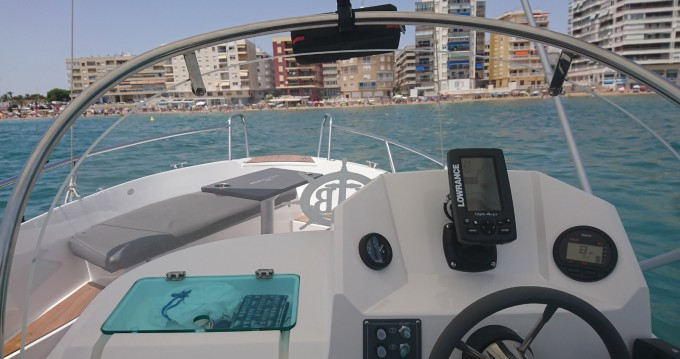 Rental yacht Torrevieja - Admiral Admiral 470WA Oceanmaster on SamBoat