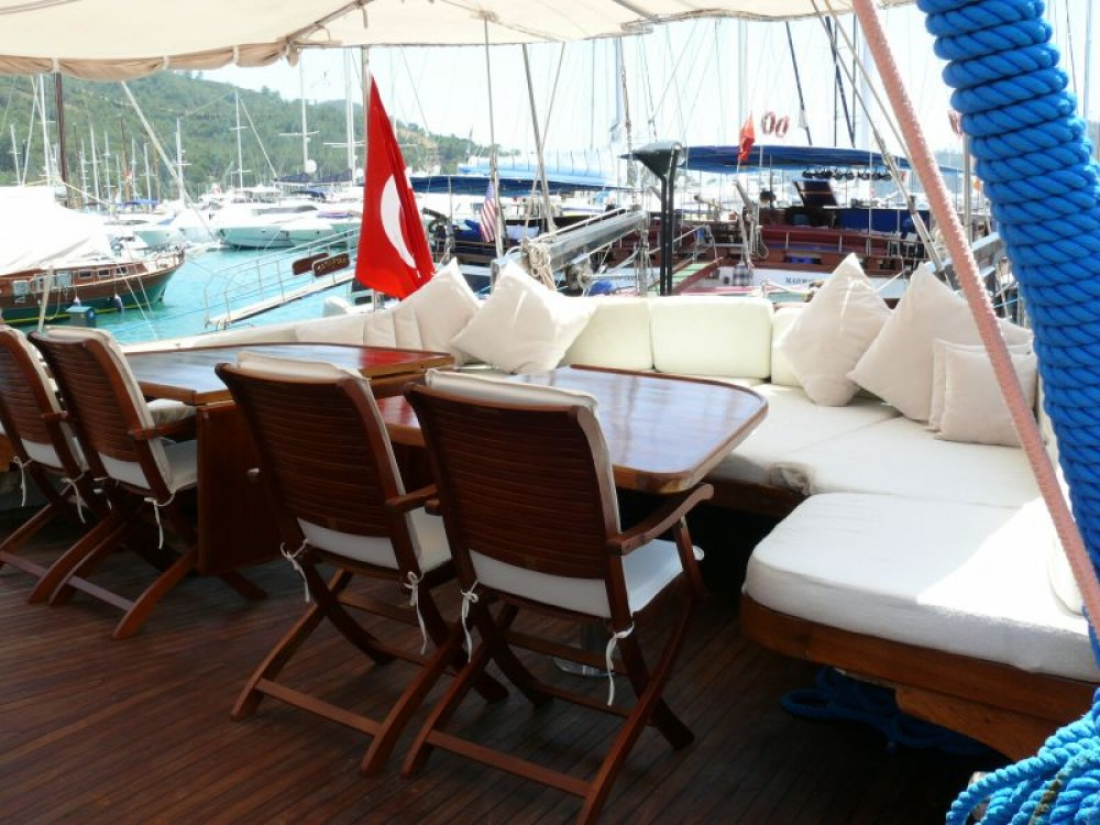 Hire Sailboat with or without skipper Private Göcek