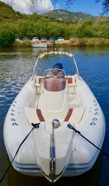 Rental yacht Saint-Florent - Kardis 780 Thunderbird on SamBoat