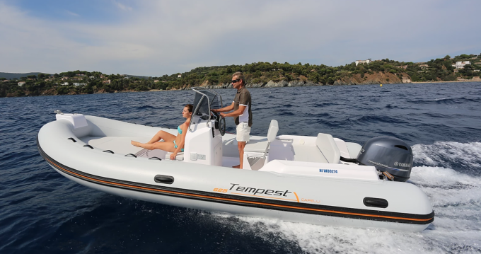 RIB for rent Mahón at the best price