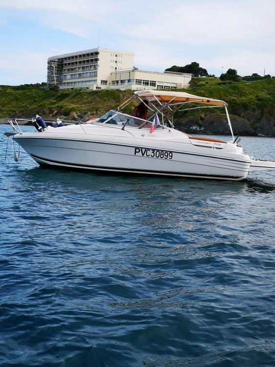 Boat rental Argelès-sur-Mer cheap Leader 750