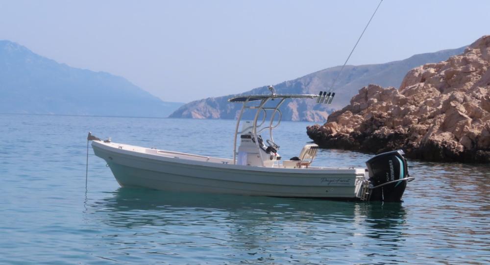 Rental yacht Larmor-Plage - Panga Ferret Pro Open 22 on SamBoat
