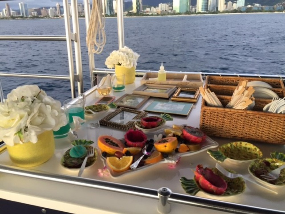 Rental yacht Honolulu - Corinthian 45 on SamBoat