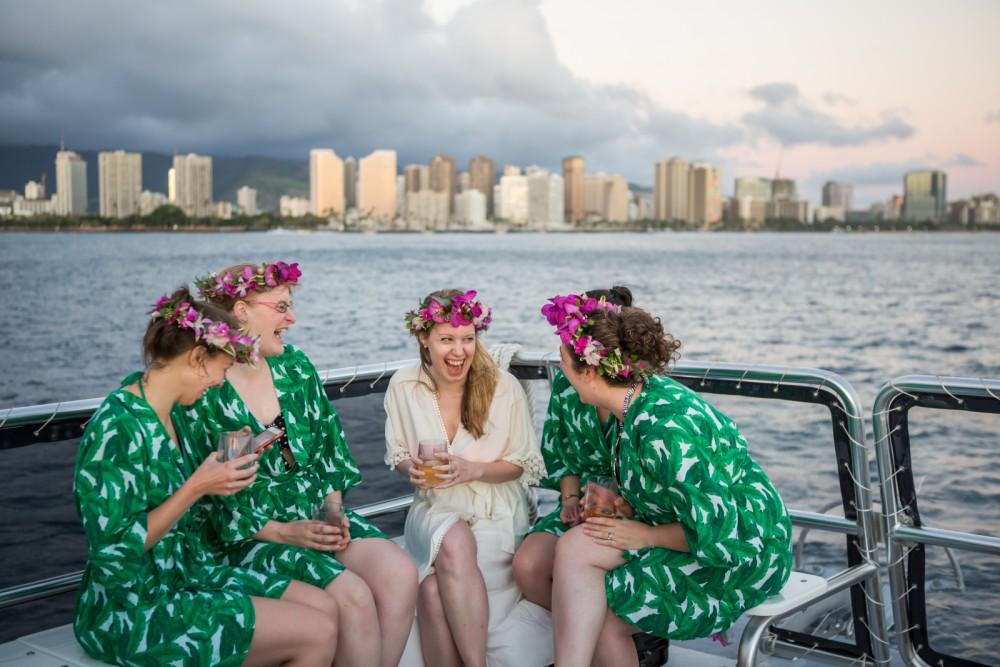 Boat rental Honolulu cheap 45
