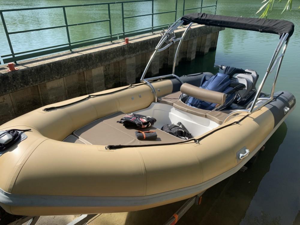 Rental yacht Arcachon - Sealver Sealver WB 626 on SamBoat