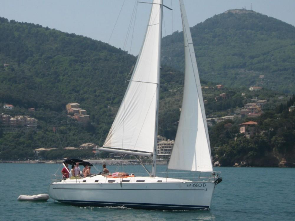 Rental yacht Genoa - Bénéteau Cyclades 43.3 on SamBoat