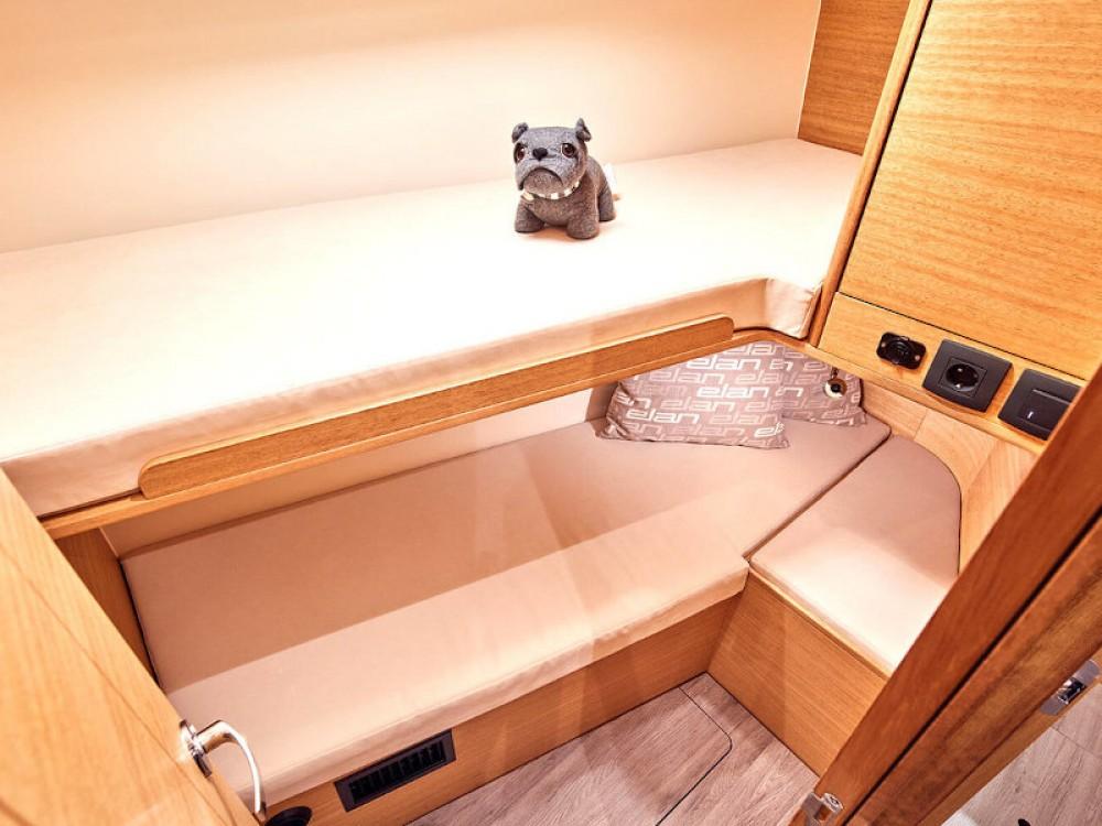 Rental Sailboat in  - Elan Elan Impression 45.1