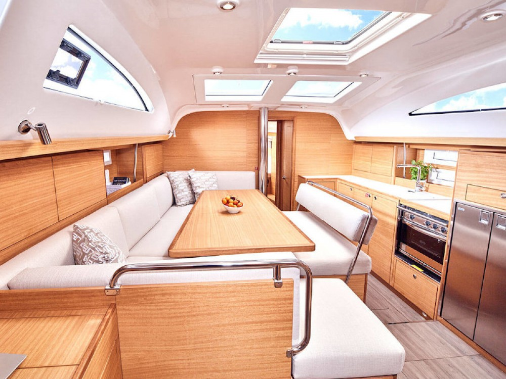 Rental yacht Pirovac - Elan Elan Impression 45.1 on SamBoat