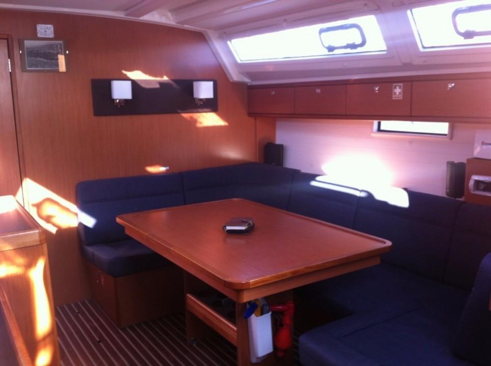 Rental Sailboat Bavaria Cruiser with a permit