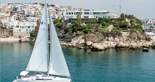 Hire Sailboat with or without skipper Bavaria Cruiser Kefalonia