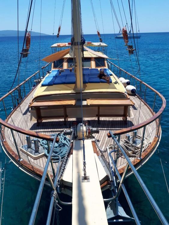 Rental Sailboat in Athens - Marmaris Gulet