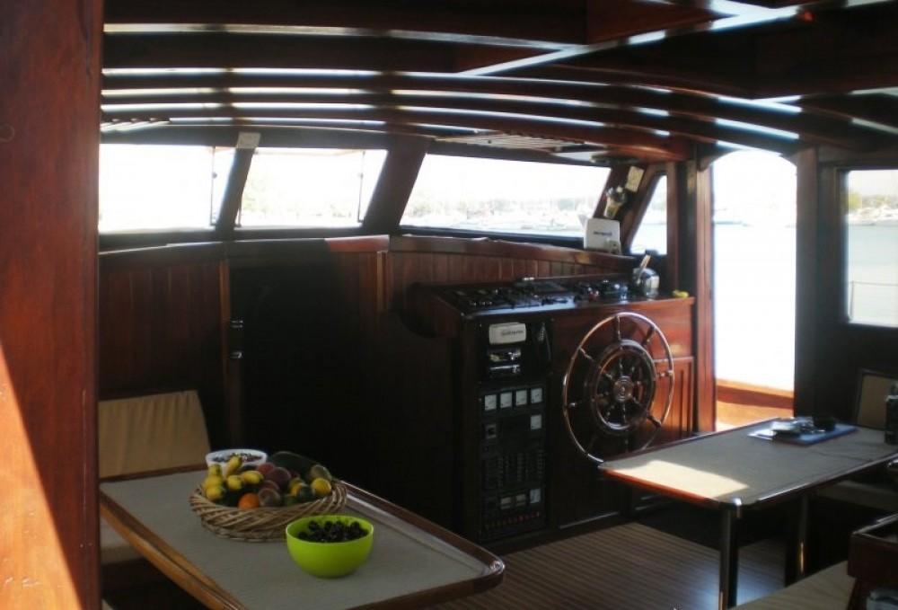 Boat rental Bodrum-Shipyard Gulet in Athens on Samboat