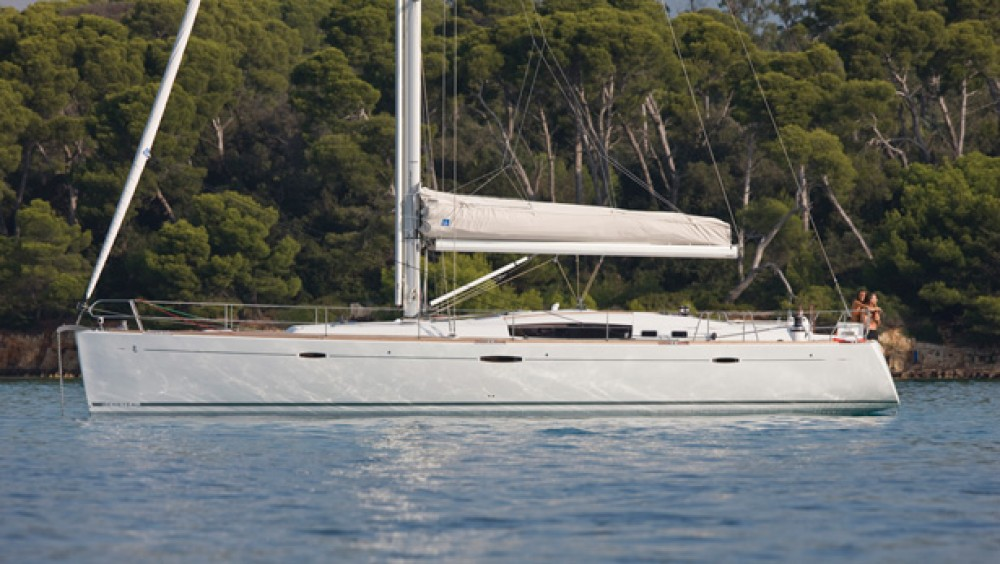 Rent a Bénéteau Oceanis 54 Greece