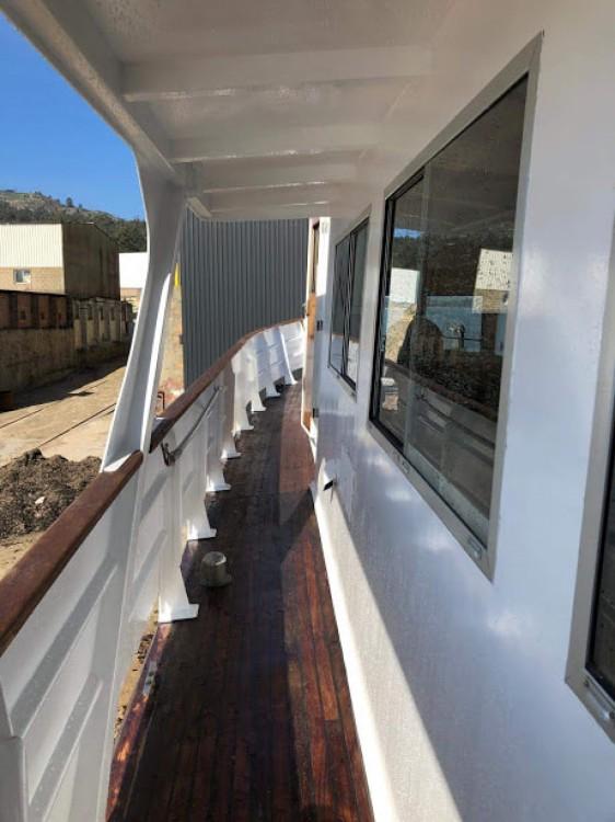 Rental Yacht in Vigo - Dagles Super President 72