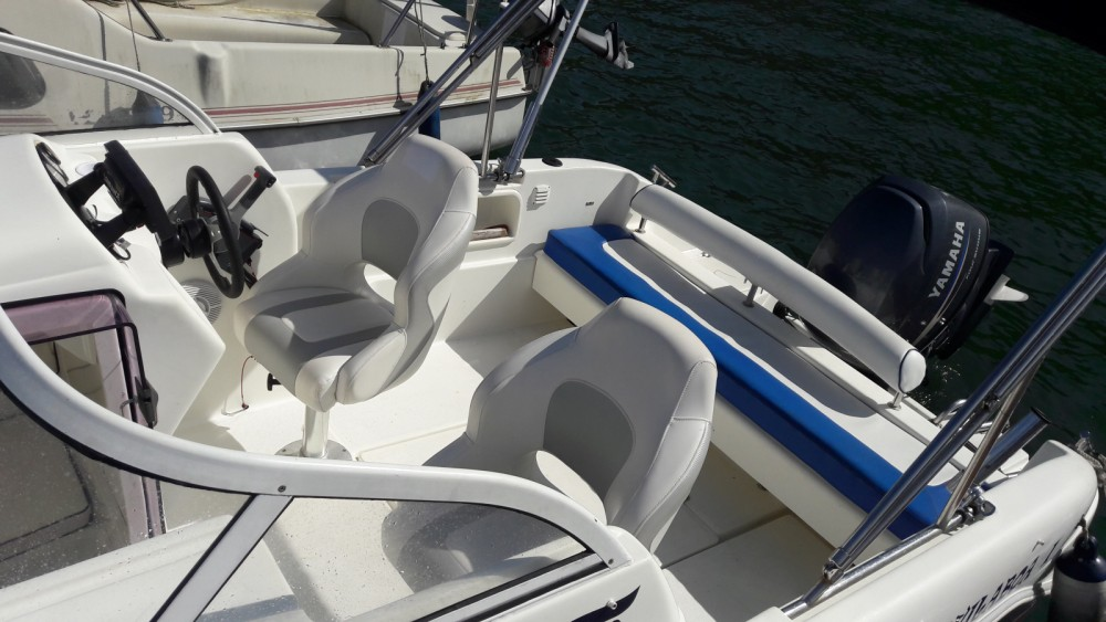 Boat rental Cobres cheap Galia