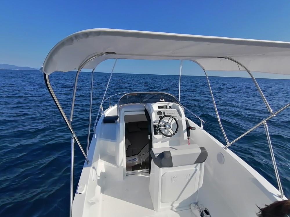 Motor boat for rent Santa Margherita Ligure at the best price