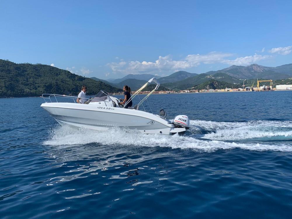 Idea Marine Idea 58 wa between personal and professional Santa Margherita Ligure