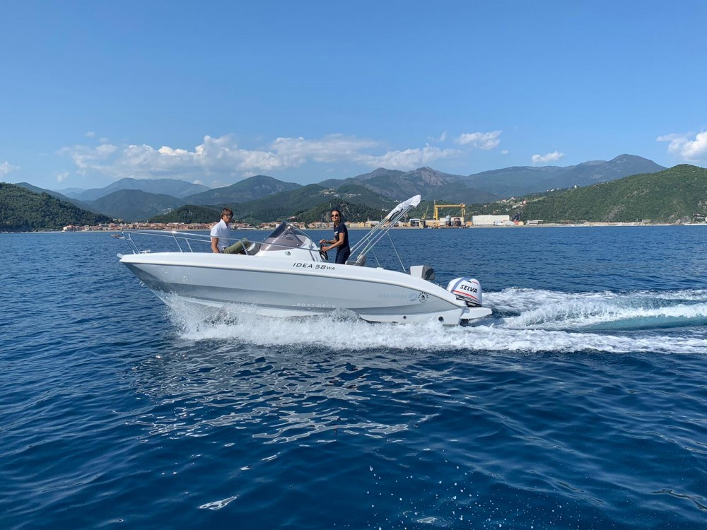 Rent a Idea Marine Idea 58 wa Santa Margherita Ligure