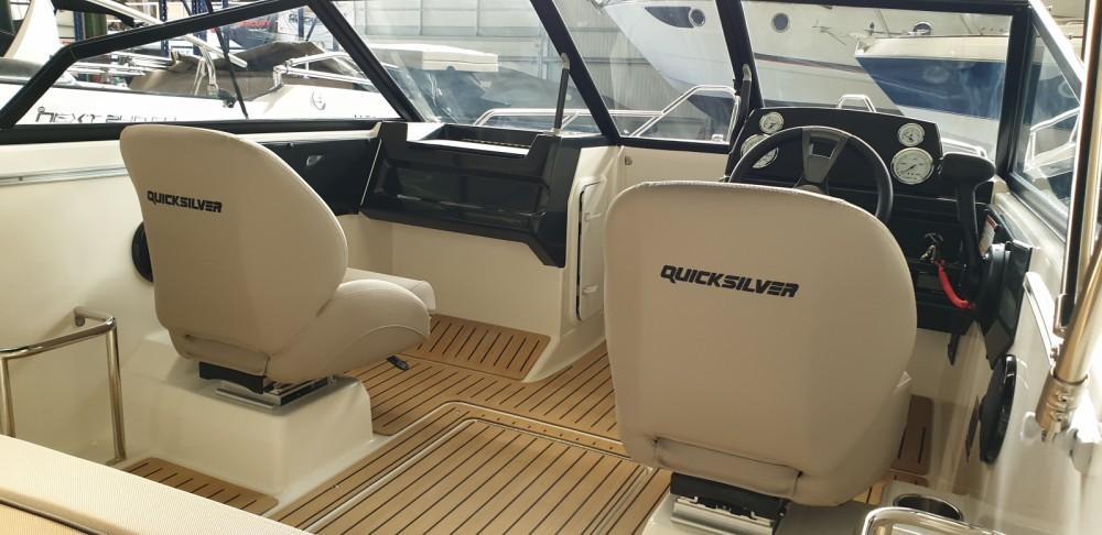 Rental yacht Évian-les-Bains - Quicksilver Activ 555 Bowrider on SamBoat