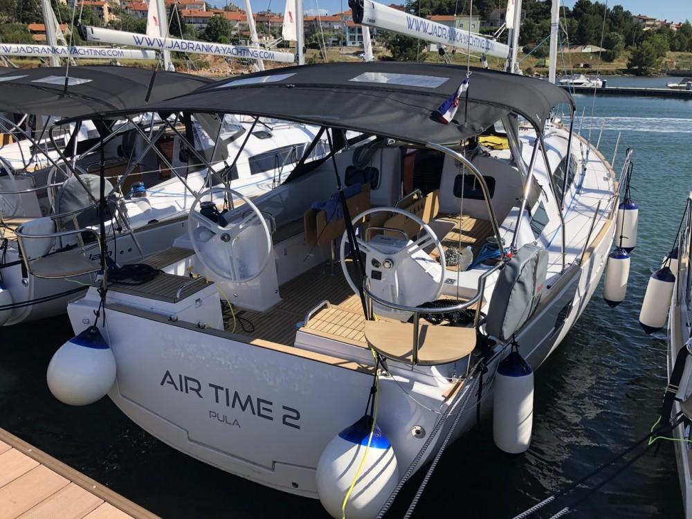Rental yacht Grad Pula - Elan Elan Impression 45.1 on SamBoat