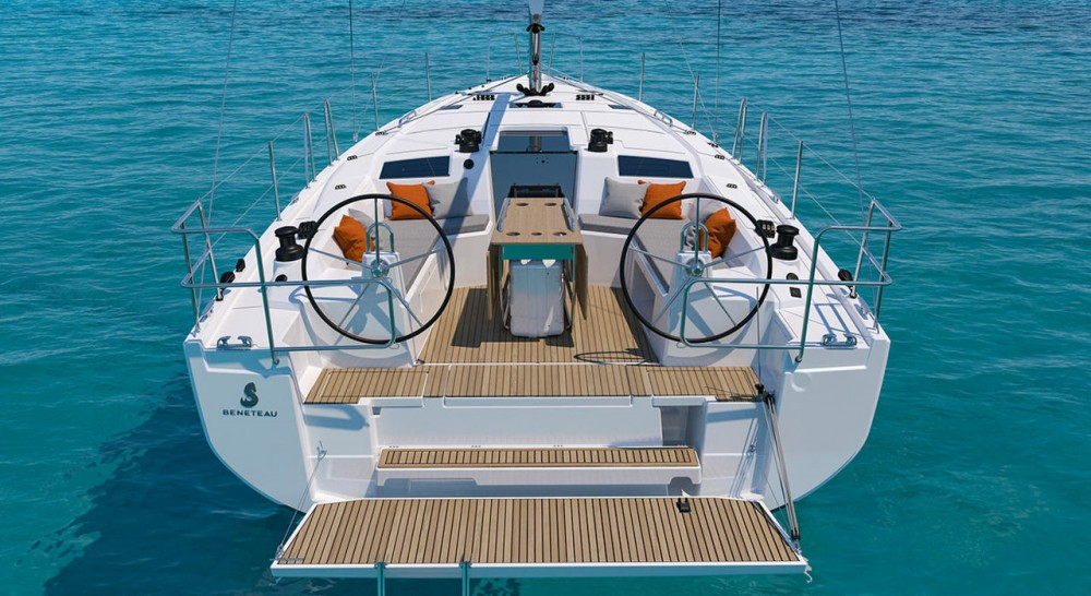 Boat rental Bénéteau Oceanis 40.1 in Peloponnese on Samboat