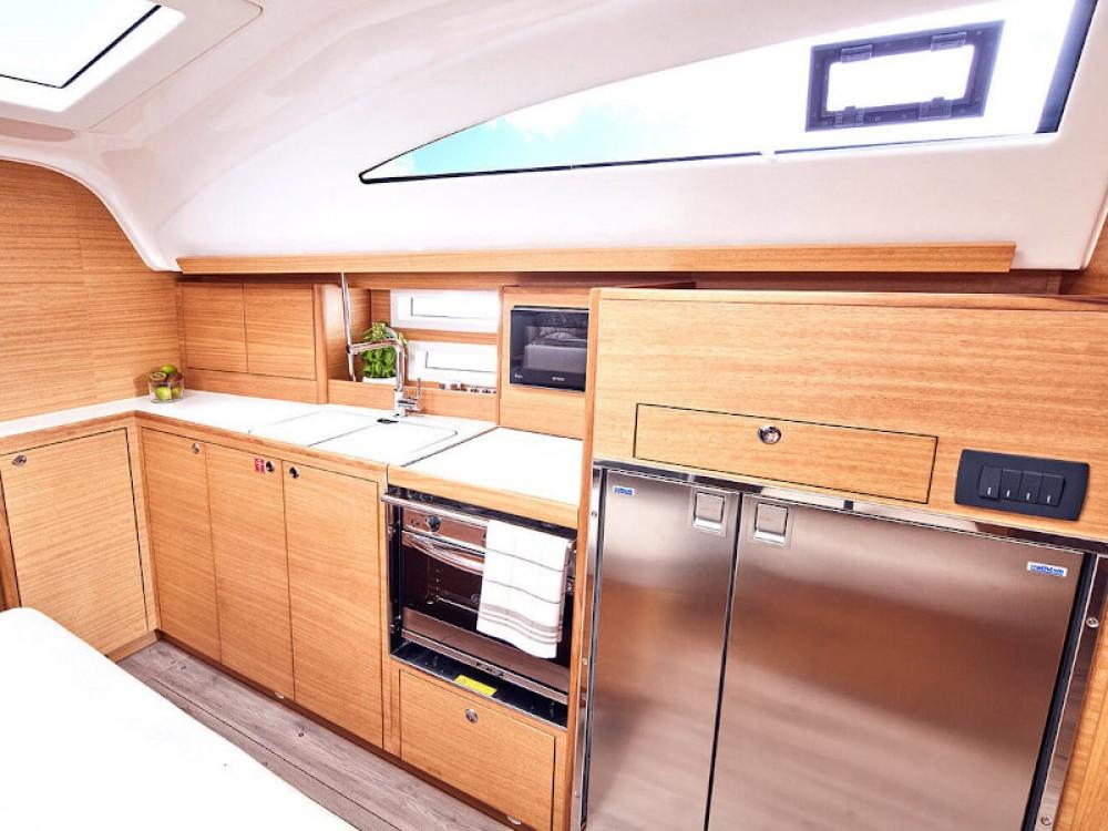 Boat rental Elan Elan Impression 45.1 in  on Samboat