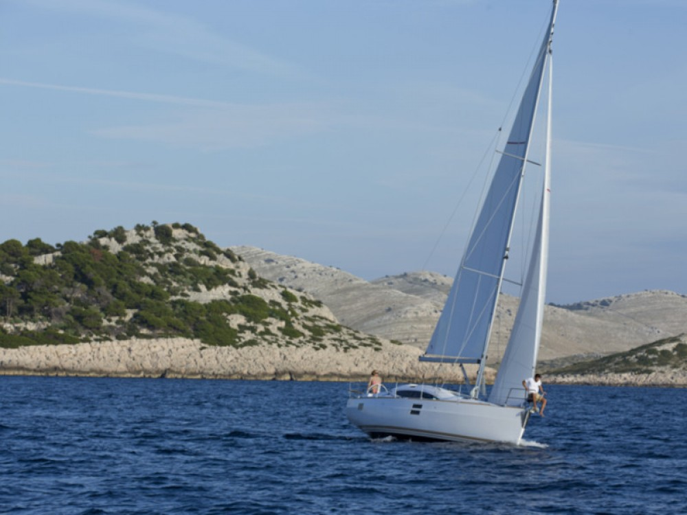 Rental yacht  - Elan Elan Impressin 40.1 on SamBoat