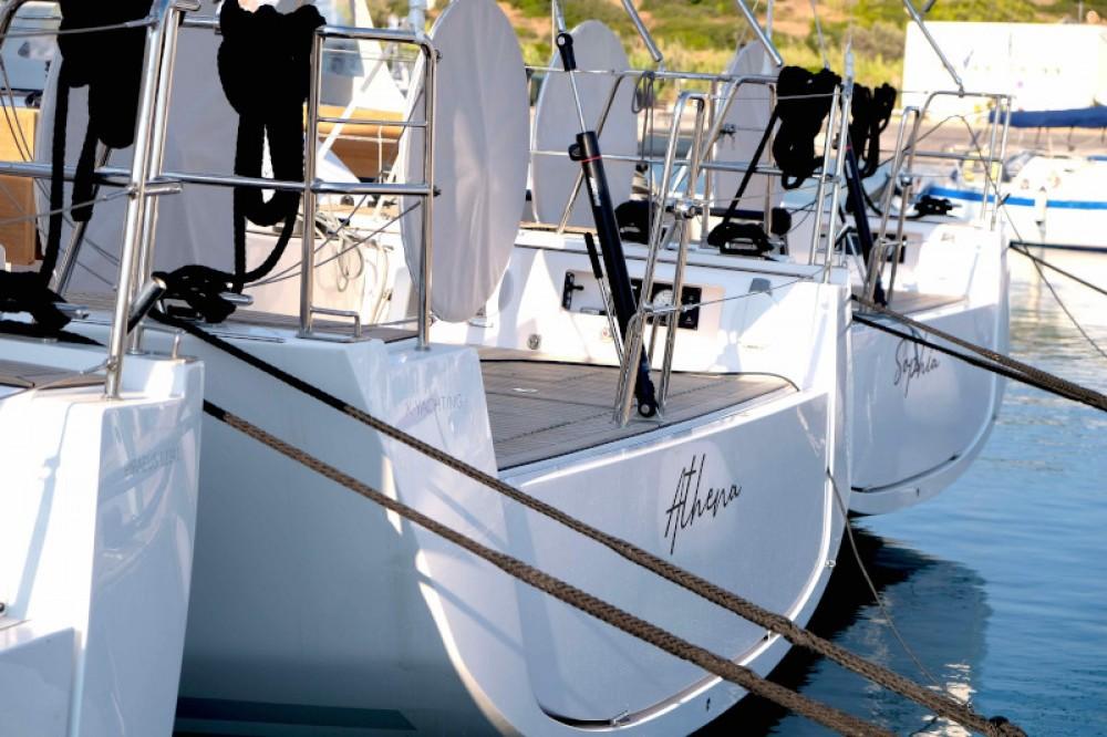 Rental yacht Laurium - X-Yachts X4-6 model 2019 on SamBoat